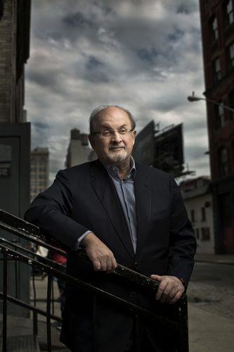 Sir Salman Rushdie © Dan Callister