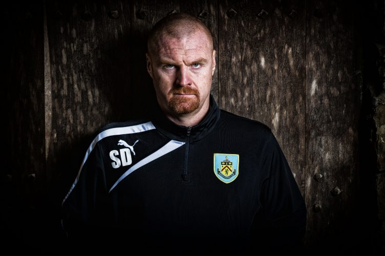 Sean Dyche manager of Burnley