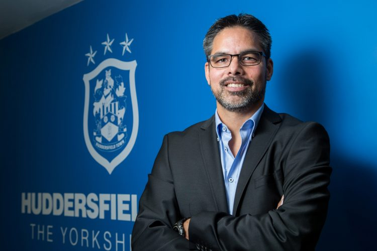 David Wagner unveilied as new Huddersfield Town head coach. Huddersfield, West Yorkshire, UK - 9th November 2015.