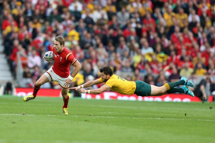 Australia v Wales  Rugby World Cup 2015 10th October 2015