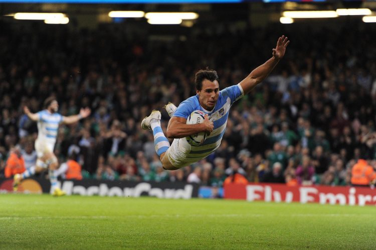 Ireland v Argentina Rugby World Cup 2015 quarter-final 18th October 2015