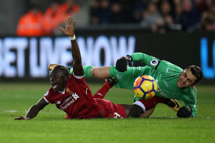 Swansea city v Liverpool   Premier League  Jan 22nd 2018