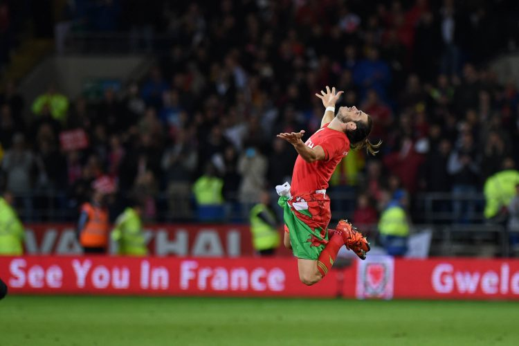 Euro 2016 Qualifying  Wales v Andorra  13th October 2015