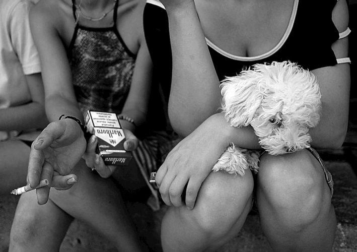 People trafficking investigation - Romania