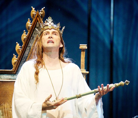 David Tennant in RSC's Richard II