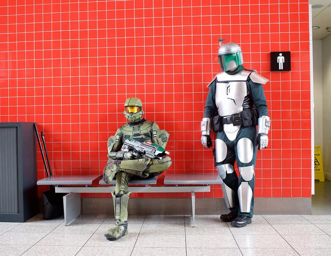 MCM Comic Conat ExCel London, Great Britain 28th May 2017